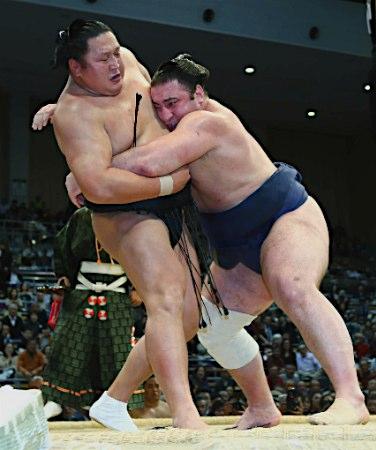 20141119 栃ノ心ー旭天鵬 時事