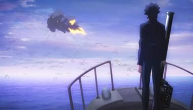 キリツグ 飛行機爆破
