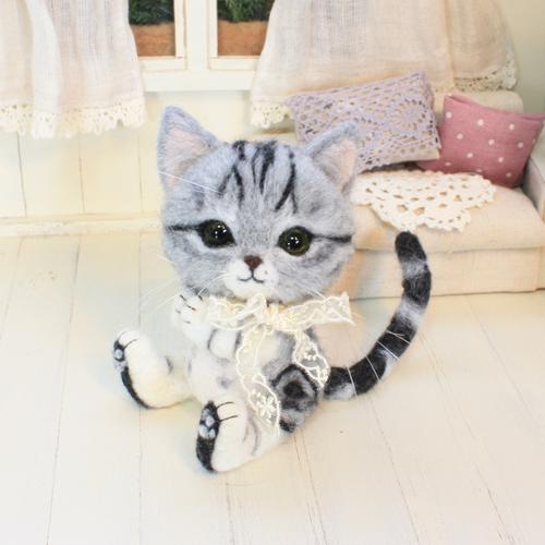 お祈り猫3
