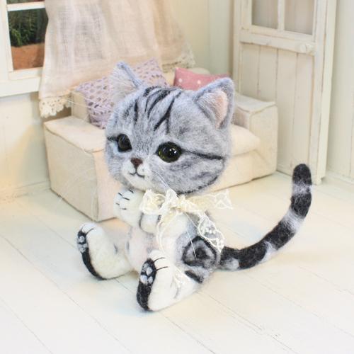 お祈り猫2