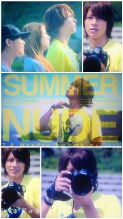 SUMMER NUDE予告