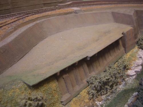 鉄道模型 ローカル駅舎 15