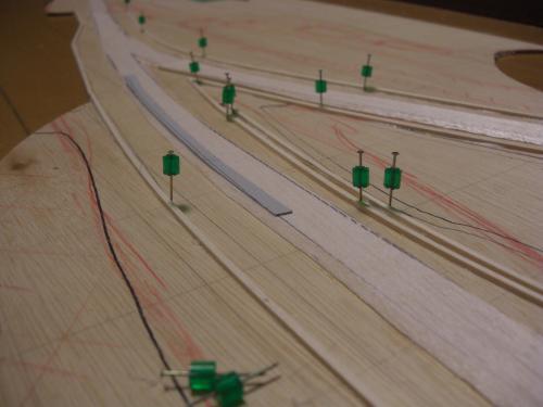 Nゲージ 渓谷線 フレキシブルレール2