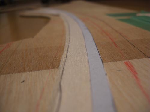 Nゲージ 渓谷線 フレキシブルレール3