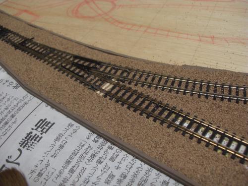 Nゲージ 渓谷線 フレキシブルレール6