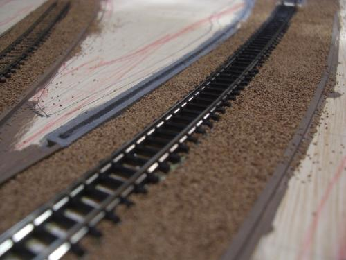 Nゲージ 渓谷線 フレキシブルレール5