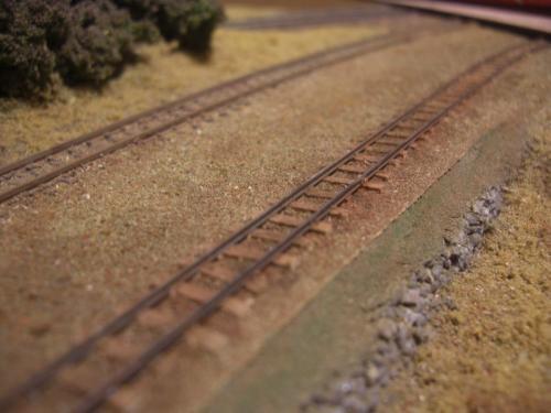 ナロー 森林鉄道 車両基地5