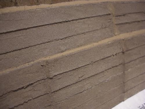Nゲージ レイアウト 昭和コンクリート防護壁 6
