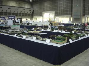 2012 JAM 国際鉄道模型コンベンション 1