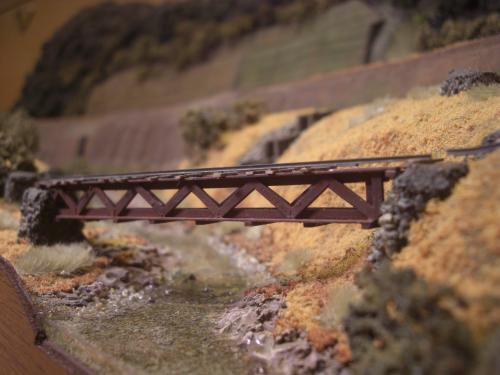 森林鉄道 鉄橋跡 1