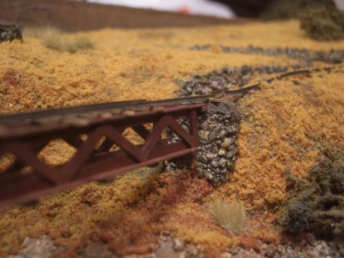 森林鉄道 鉄橋跡 2