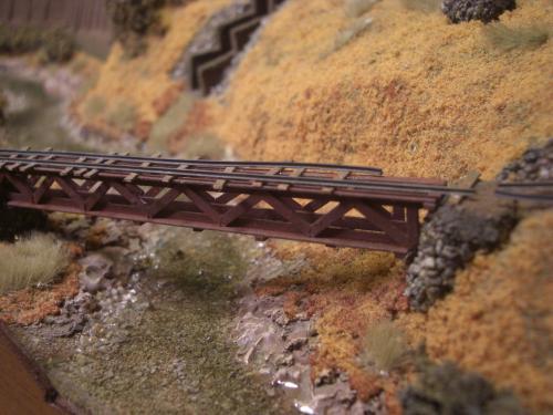 森林鉄道 鉄橋跡 5