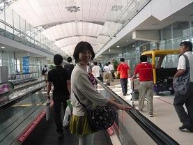 バンコク国際空港 めめ