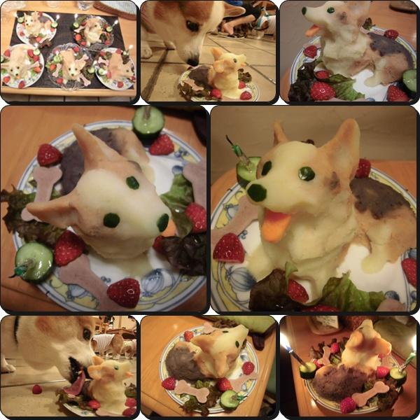 モンターニャのケーキ