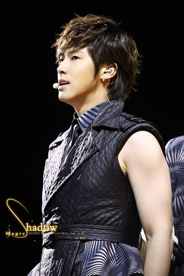 ゆの 120706 Music Bank in HongKong