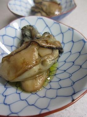 20131126牡蠣オイル漬け