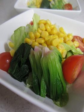 20131213 サラダ