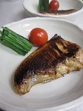 20131215 ぶり麺つゆ漬け焼き