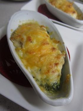 20131218牡蠣のコキール