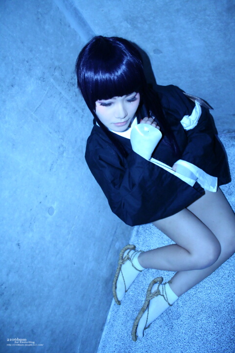 キャラ/作品:涅ネム/BLEACH コスプレイヤー:藤花コリン@スタジオネロ