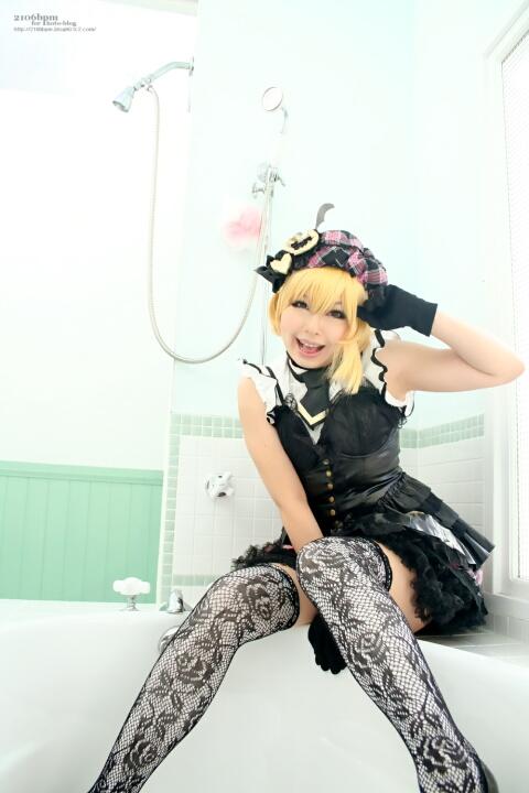 キャラ/作品:宮本フレデリカ (R+)/アイドルマスター シンデレラガールズ コスプレイヤー:美礼@STUDIO ECOLO SKY