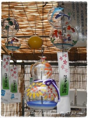 F20120721川崎大師風鈴市09
