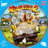 マダガスカル2_bd_01 【原題】Madagascar: Escape 2 Africa