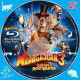 マダガスカル3_bd_01 【原題】Madagascar 3: Europe's Most Wanted