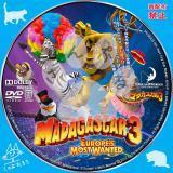 マダガスカル3_02 【原題】Madagascar 3: Europe's Most Wanted