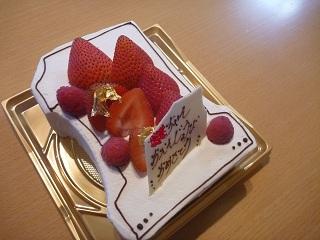 レシューのケーキ