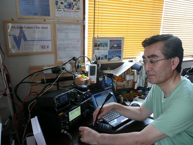s-JR1FCC 6m AMサマーパーティー2012