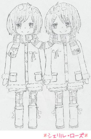らくがき*2013・1・14・4
