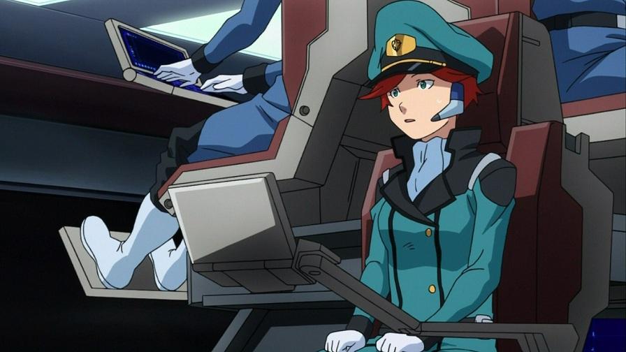 指摘される弱気サトリナ艦長艦長
