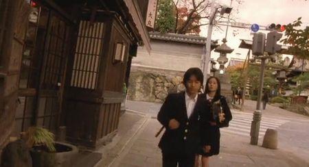 善光寺の門前入口・大丸