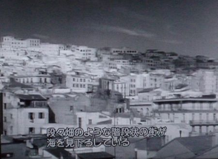 カスバの町