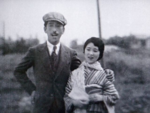 日本初のトーキー「マダムと女房...