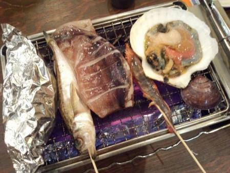 浜焼き太郎1