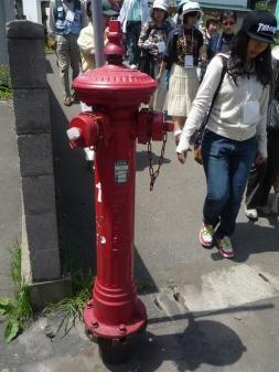 小樽消火栓