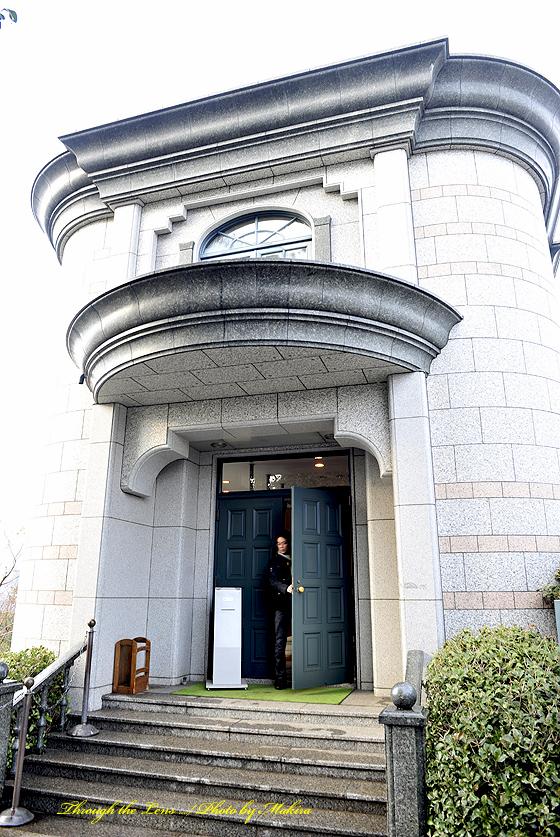 横浜外人墓地資料館2