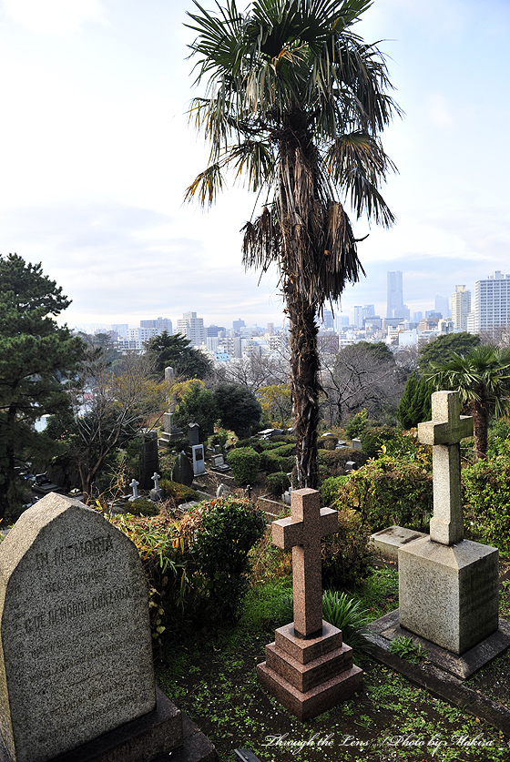横浜外人墓地資料館3