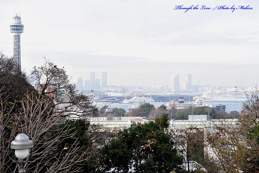港の見える丘公園より2