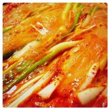 年末もやっぱり韓国料理も食べてからじゃないと・・(笑)