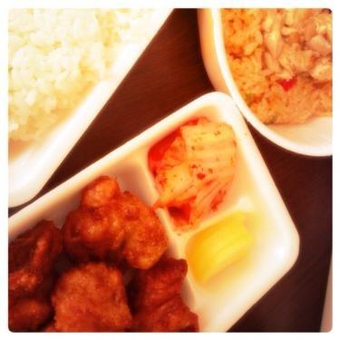 今日は久々にお昼にお弁当を。