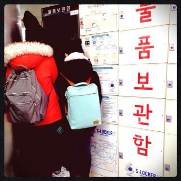 旅行者だけでなく、韓国人もよく利用しています^^