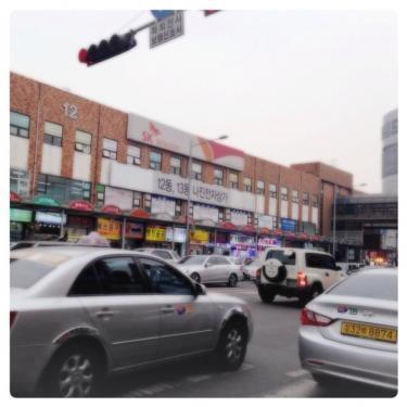 韓国の電器街、龍山(ヨンサン)へ。