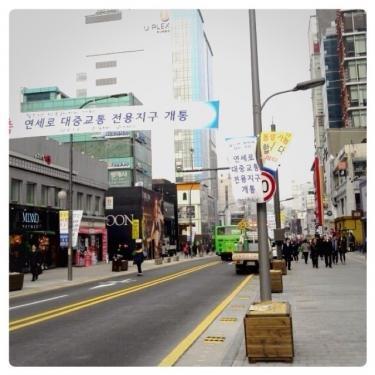 工事も終わり現在はこの通り。すっかり様変わりしました。