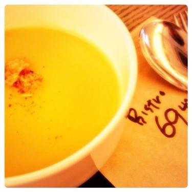 優しい味のコーンスープ