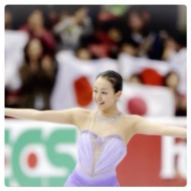 私の冬のオリンピックの楽しみな競技はやっぱり‥^^