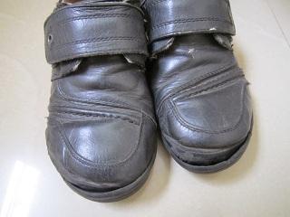 ジョナの靴