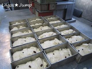 パンの試作第二弾